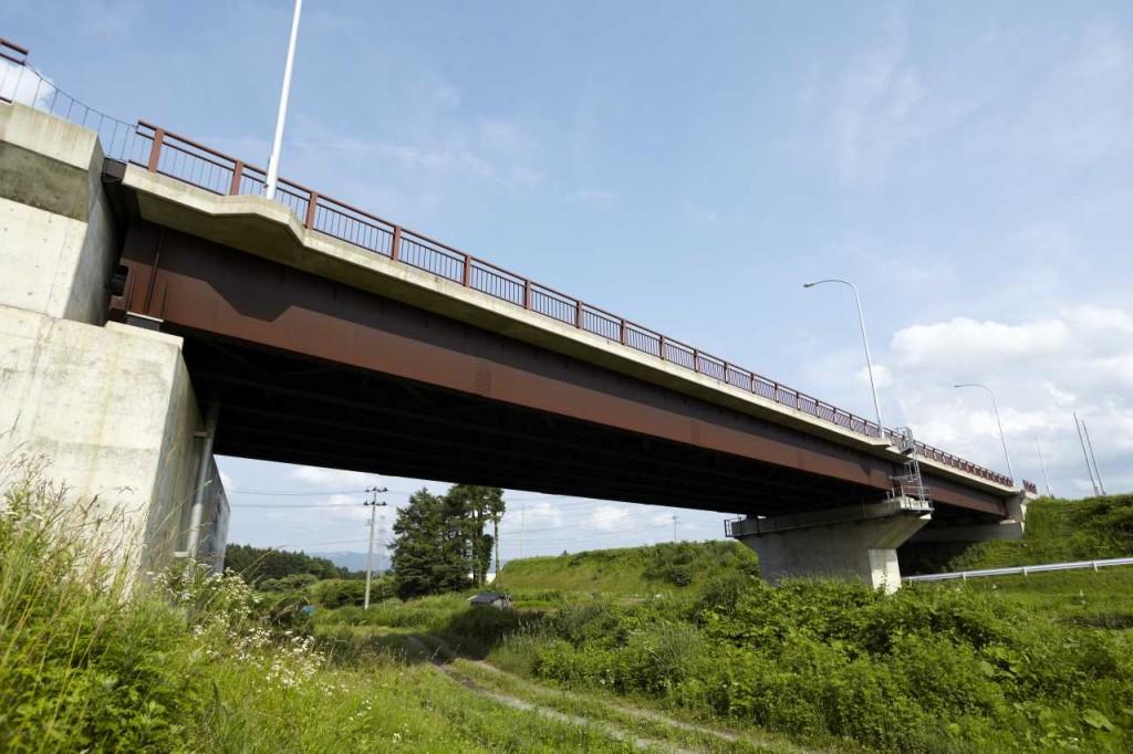 一本木バイパス3号橋