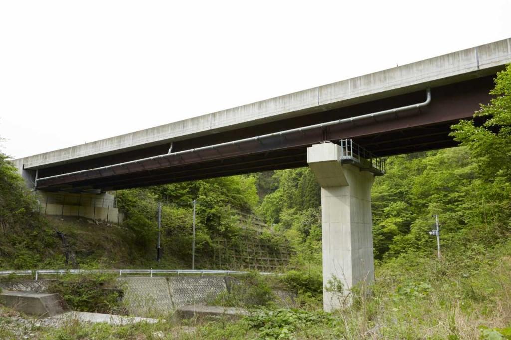 南長内川橋