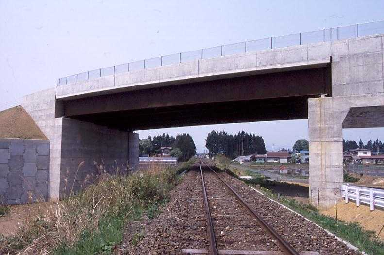 上似内こ線橋