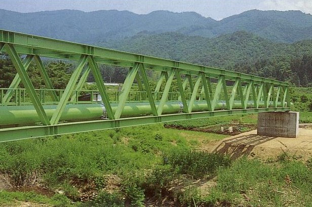 仙台新潟ガスパイプライン