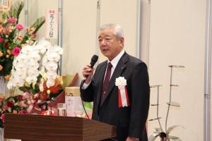 20180224西塚氏 瑞宝単光章叙勲祝賀会2