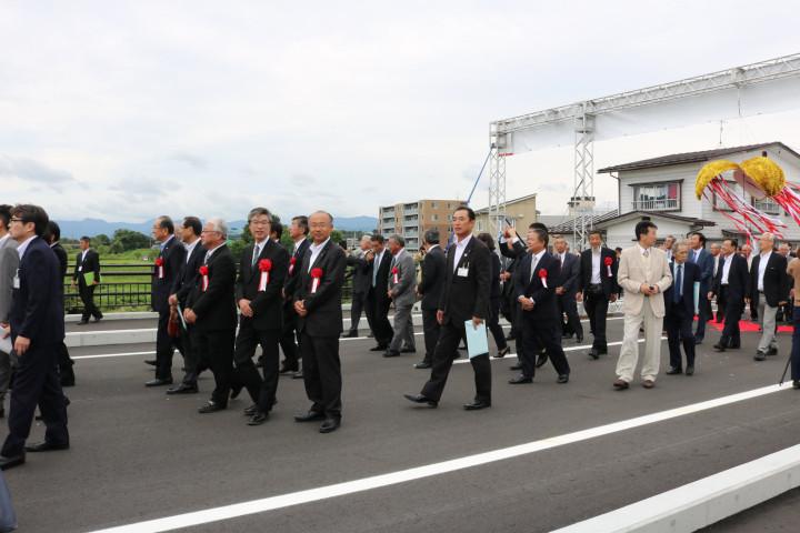 20180827 豊沢橋開通式4