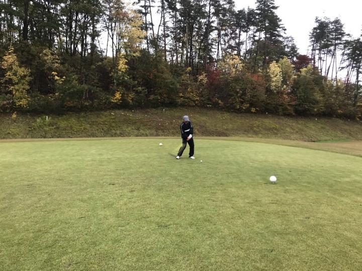20181027ゴルフコンペ1