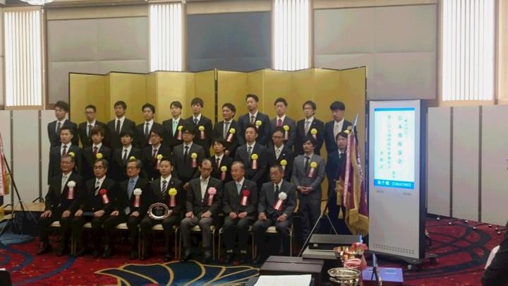 20190612全国溶接技術競技会表彰式2