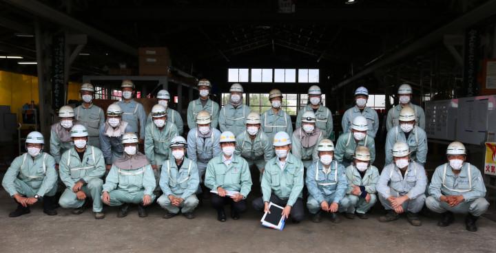20200609JRすみ肉溶接技量試験01