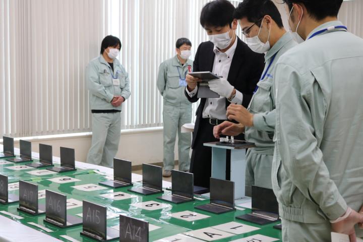 20200609JRすみ肉溶接技量試験05