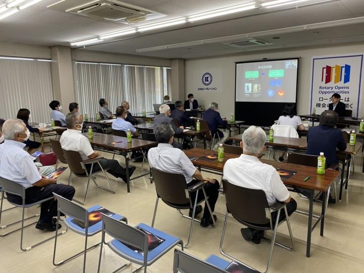 20200914 花巻ロータリークラブ講演会4