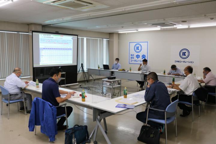 20210909岩手県鉄構工業協同組合理事会4