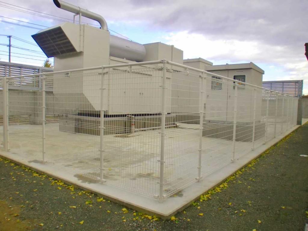岩手県立中部病院非常用電気設備