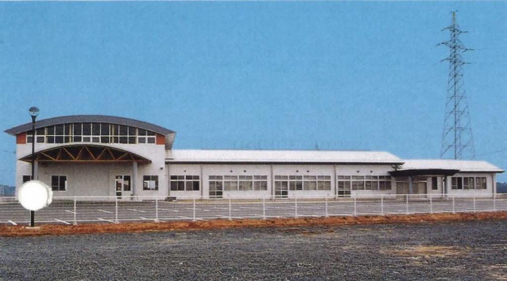 花巻高等職業訓練校建築工事