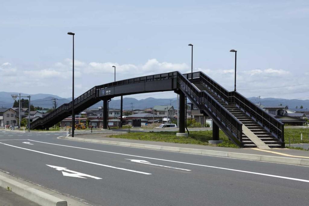 矢沢歩道橋