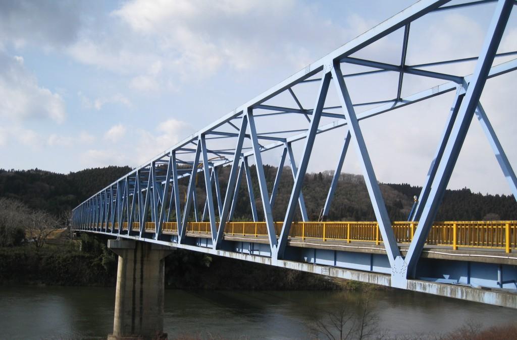 北上川橋橋梁補修工事