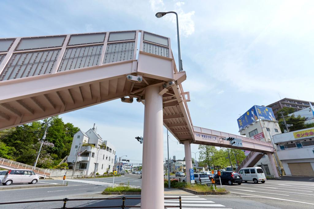 北根歩道橋