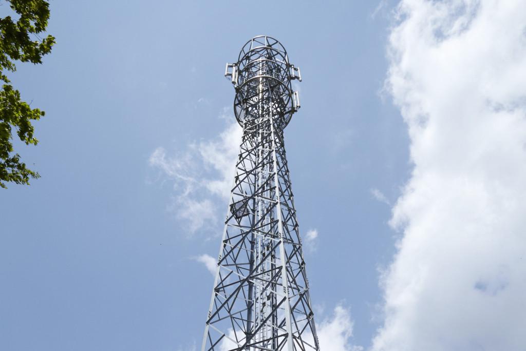 大迫地区通信用鉄塔